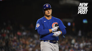 Yankees on brink of trading for Cubs star Anthony Rizzo