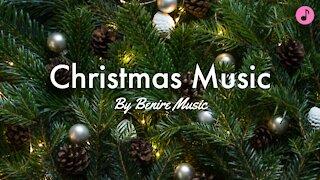 Silent Night holy night Christmas Music Christmas Tree christmas Music 4K | HD