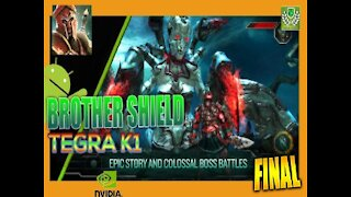 Vivid Games S.A: Godfire: Rise of Prometheus - iOS/Android -   Tegra K1   Android 7.0   VF