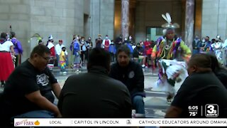 2021 Indigenous Peoples' Day Celebration at Nebraska Capitol