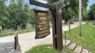 Bennett Spring State Park Missouri