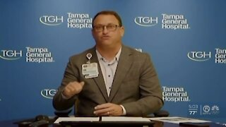 Florida breaks record again with 12,408 COVID-19 hospitalizations