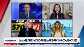 Border Migrants Driving Covid Cases