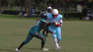 Palm Beach Coyotes win Women's Tackle Football League championship