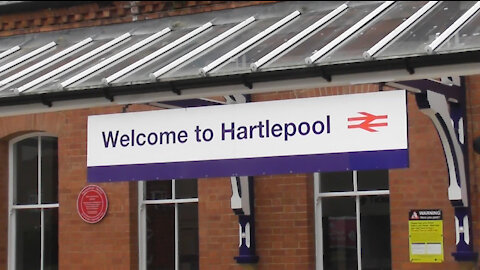 Britain First hits the North East town of Hartlepool!