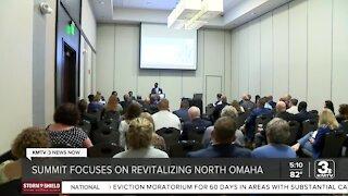 Summit focuses on revitalizing North Omaha
