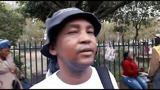 SOUTH AFRICA - KwaZulu-Natal - Interviews with people surrounding Zuma Trial - Day 2 (Videos) (Jbj)
