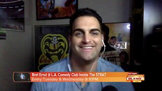 """Cobra Kai"" Actor Bret Ernst"