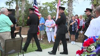 Candlelight vigil held in Palm City for 9/11 victims