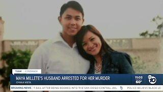Maya Millete's husband arrested for her murder