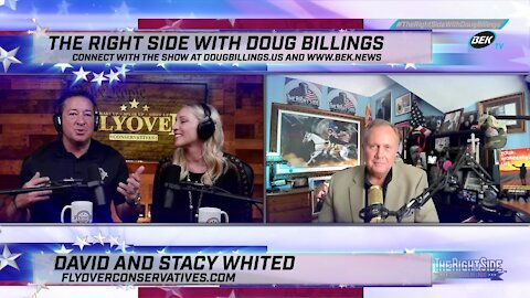 The Right Side with Doug Billings - September 1, 2021
