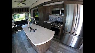 2021 Forest River Sierra 368 FBDS Fifth Wheel Camper