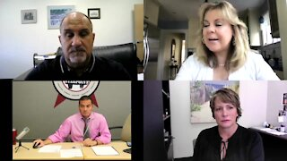 Superintendents Roundtable: Proposed vaccine mandate l.