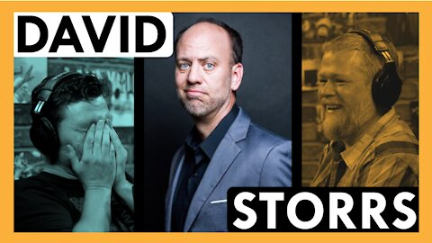 The David Storrs Interview | Pranks, Scare Tactics, and Scaring People