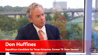 Don Huffines | ACWT Interview 7.21.21