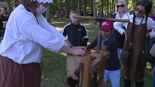 Cleveland Metroparks hosts annual FallFest: 18th Century Festival