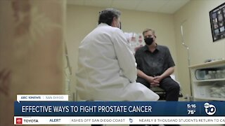 Effective ways to fight prostate cancer