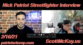 2.16.21 Nick Veniamen Interview with Scott McKay