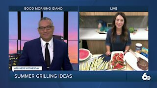 Wellness Wednesday: Summer Grilling Ideas