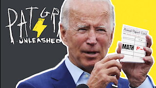 Joe Biden Can't Do Numbers   9/10/20