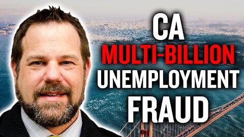 How a California Inspector Uncovered the Multi-billion Dollar Unemployment Fraud | Jordan Boyd