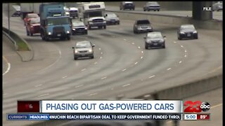 California Governor Gavin Newsom looks to phase-out gas-powered cars