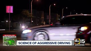 The science behind aggressive driving