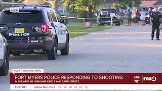 FMPD respond to shooting