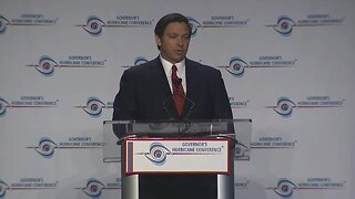Gov. DeSantis speaks at Governor's Hurricane Conference