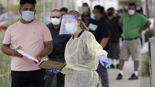 CA Officials Question Coronavirus Data After Technical Glitch