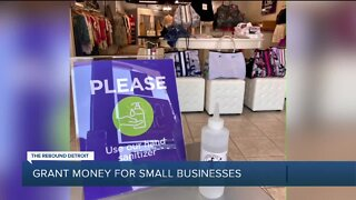 Rebound Detroit: Time running out for some metro Detroit small businesses to apply for federal aid