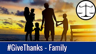 Definitely Not Talking about my Family | #GiveThanks