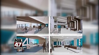 McLaren's new hospital interior design inspired by patients and staff input