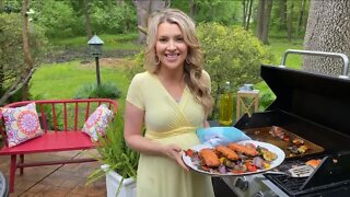 Easy Seafood Recipes with Registered Dietitian Annessa Chumbley