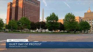 No curfew, no problems in Downtown Buffalo
