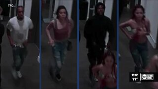 Police looking for persons of interest in shooting