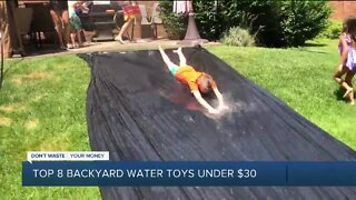 These are the top 8 outdoor water toys under $30