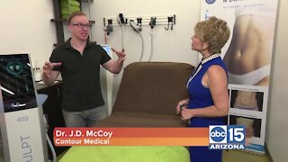 Contour Medical: Lose inchces AND sculpt your body without working out!!
