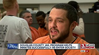 Douglas County Jail programs helps inmates successfully re-enter society