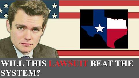 Nick Fuentes | Texas Files a MASSIVE Election Lawsuit