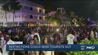 Spring breakers could head to Fort Myers Beach to avoid new Miami Beach restrictions