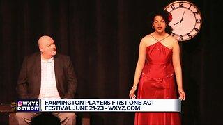 Farmington Players first one-act festival