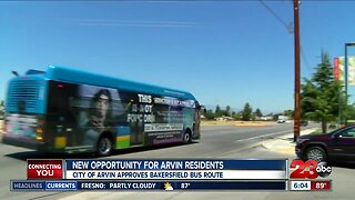 Arvin bus route to Bakersfield job center approved