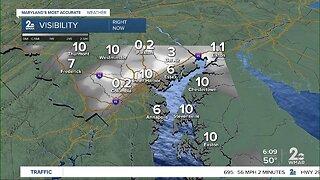 Good Morning Maryland 3/19/2020 Weather