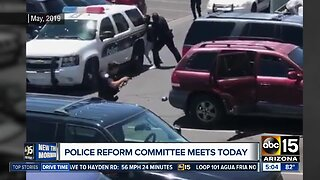 Committee to meet and discuss police reform in Phoenix