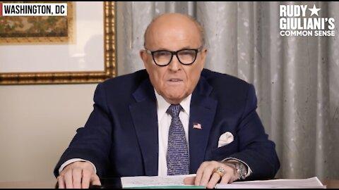 Rudy Giuliani | Biden Crime Family Totem Pole…