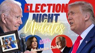 Election Night Results: Third Updates!12:30 am est 11-04-2020