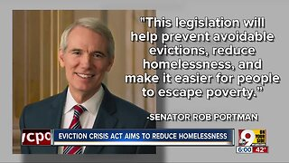 Eviction Crisis Act may reduce homelessness