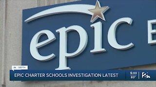 Epic Charter Schools investigation latest