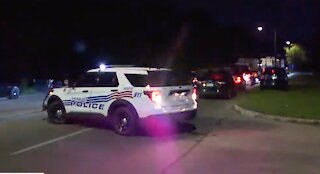 Detroit police on scene of hostage situation